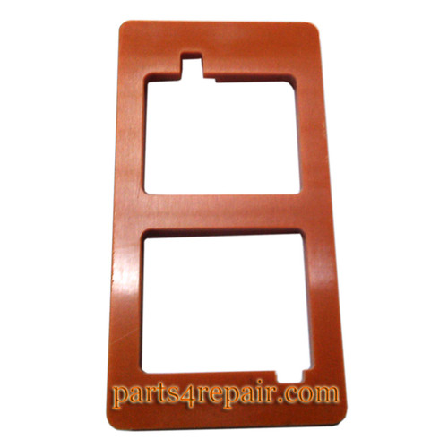 We can offer UV Glue (LOCA) Alignment Mould for HTC 8X LCD Glass
