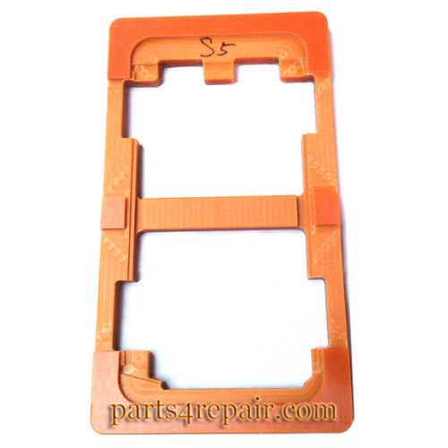UV Glue (LOCA) Alignment Mould for Samsung Galaxy S5 LCD Glass from www.parts4repair.com
