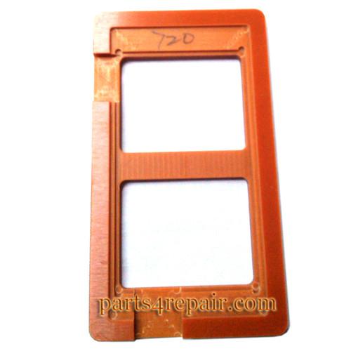UV Glue (LOCA) Alignment Mould for Nokia Lumia 720 from www.parts4repair.com