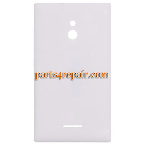 Back Cover for Nokia XL -White from www.parts4repair.com