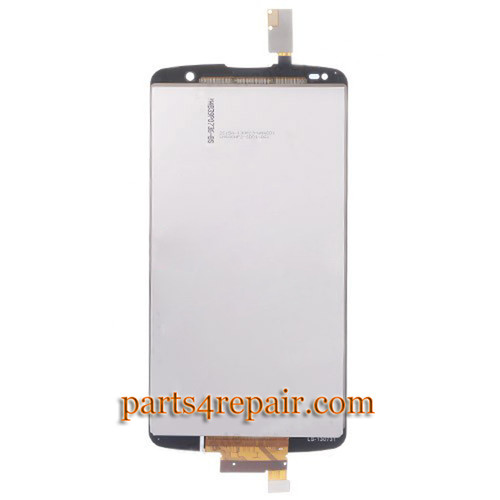 We can offer Complete Screen Assembly for LG G Pro 2 F350 D837 D838 -White