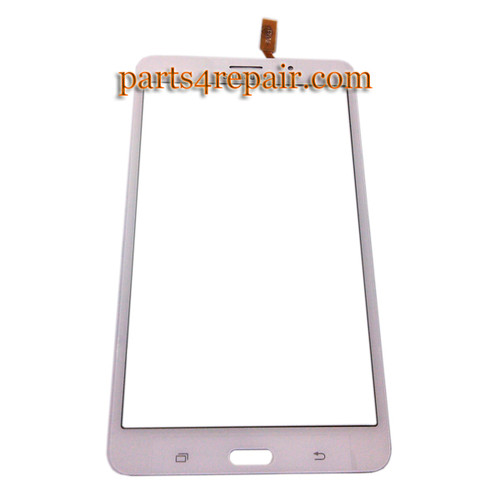Touch Screen Digitizer for Samsung Galaxy Tab 4 7.0 T231 T235 -White (3G Version)