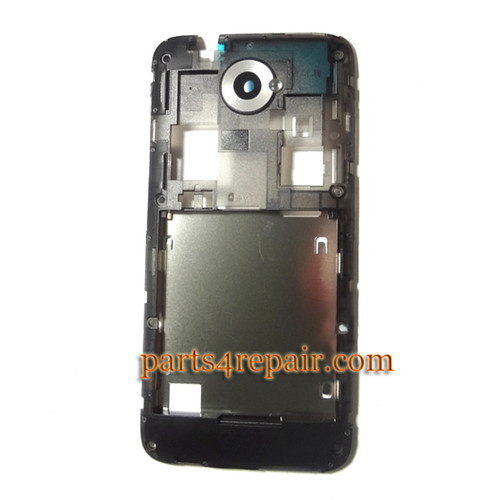 Middle Cover for HTC Desire 601 Zara from www.parts4repair.com