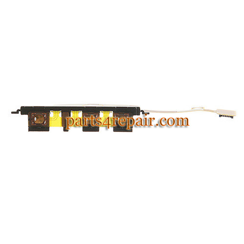 Side Key Flex Cable for Sony Xperia Z1 Compact mini from www.parts4repair.com