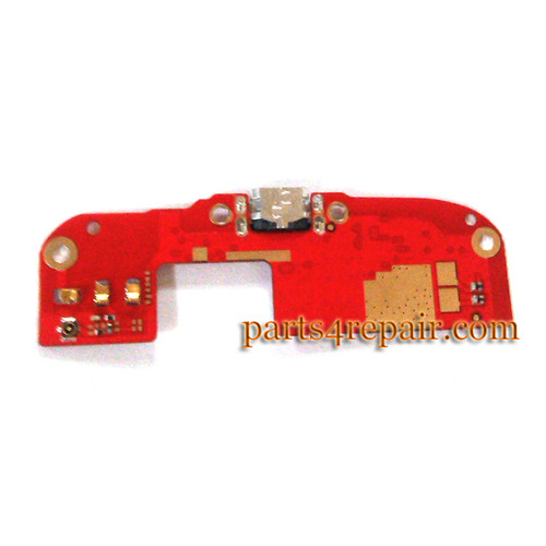 Dock Charging Board OEM for HTC Desire 500 from www.parts4repair.com