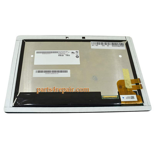 We can offer Complete Screen Assembly for Asus Transformer Pad TF300T (No Numbered)