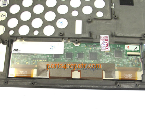Complete Screen Assembly with Bezel for Sony Tablet S SGPT111CN/S LP094WX1(SL)(A2) -Used