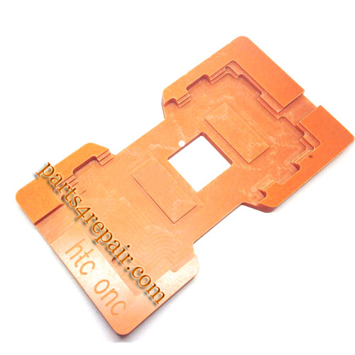 UV Glue (LOCA) Alignment Mould for HTC One M7 from www.parts4repair.com