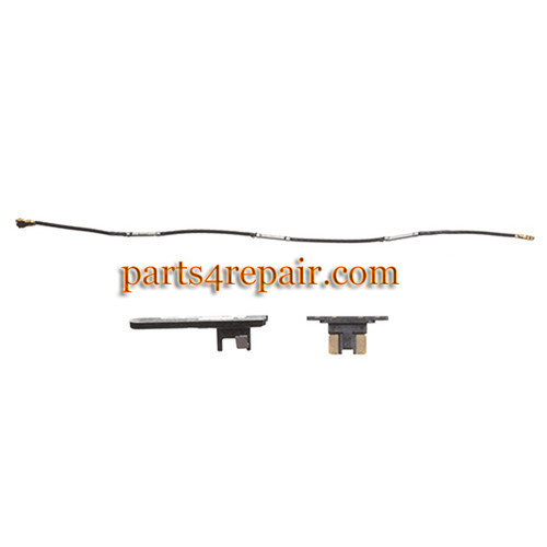 Signal Antenna Set for Sony Xperia Z L36H from www.parts4repair.com