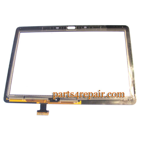 Touch Screen Digitizer for Samsung Galaxy Tab Pro 10.1 T520 -White