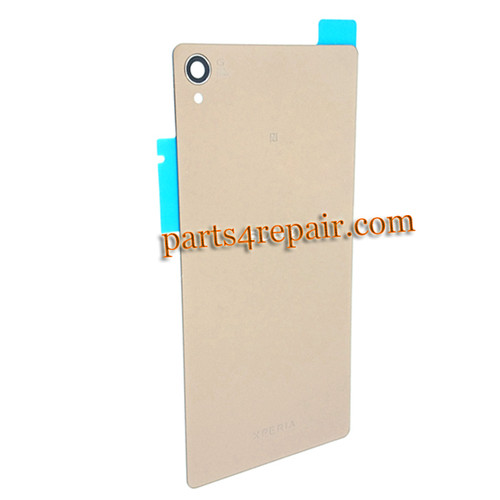 Back Cover OEM for Sony Xperia Z3  -Copper
