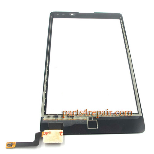 We can offer Touch Screen Digitizer for Nokia XL