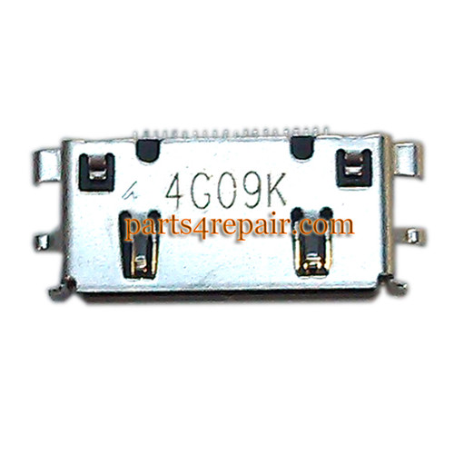 We can offer Dock Charging Port for Asus VivoTab RT TF600T