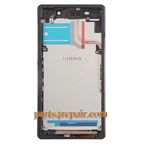 We can offer Complete Screen Assembly with bezel for Sony Xperia Z2 -Black
