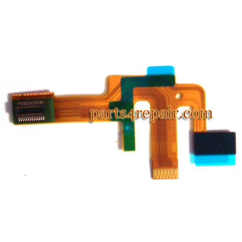 Connector Flex Cable for Motorola Moto X2 XT1096 XT1097 XT1095 from www.parts4repair.com