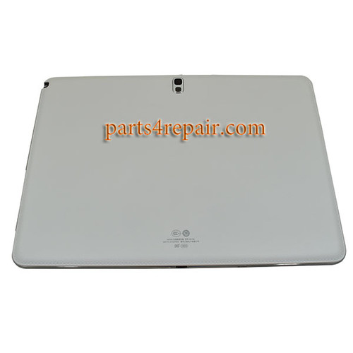 Back Cover for Samsung Galaxy Note 10.1 P601 P605 (3G Version) -White