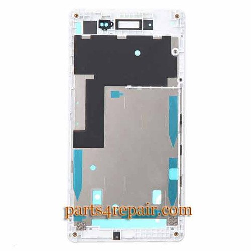 We can offer Front Housing Cover for Sony Xperia E3 -White