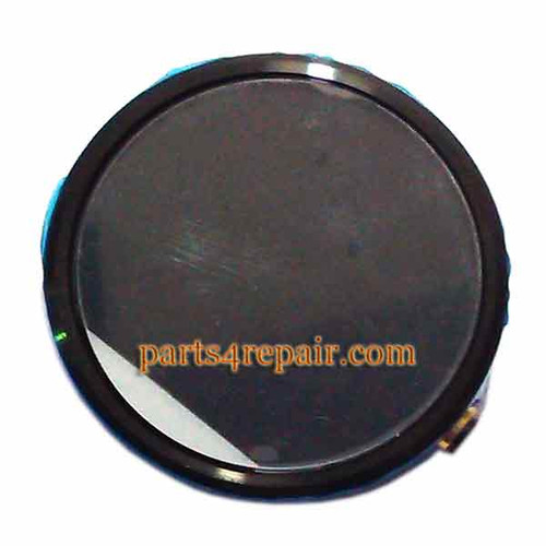 Complete Screen Assembly for Motorola Moto 360 Smartwatch -Black