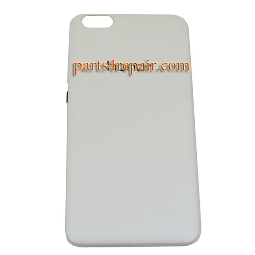 Back Cover for Huawei Honor 4X -White from www.parts4repair.com