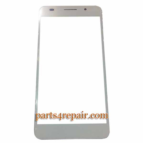 Front Glass OEM for Huawei Honor 6 -White from www.parts4repair.com