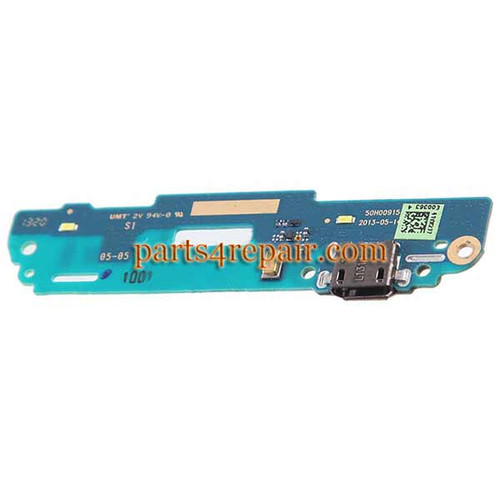 Dock Charging PCB Board for HTC Desire 601 from www.parts4repair.com