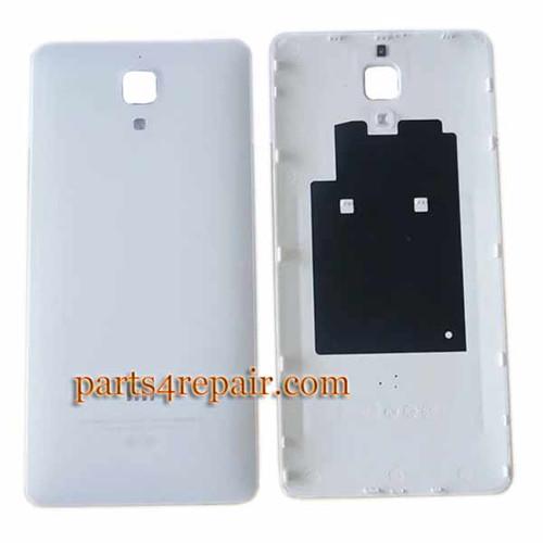 Back Cover for Xiaomi MI 4 -White
