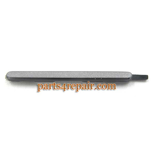 Volume Button for HTC One M8 -Gray