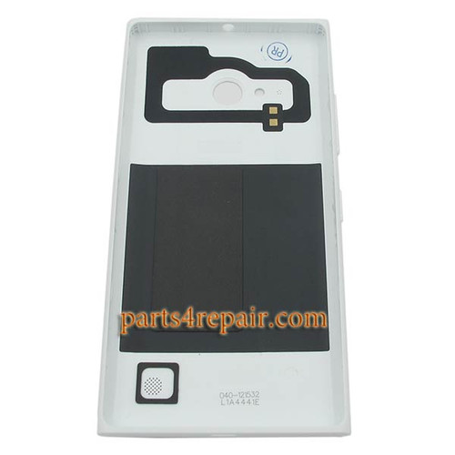 We can offer Back Cover with Wireless Charging Coil for Nokia Lumia 730 -White