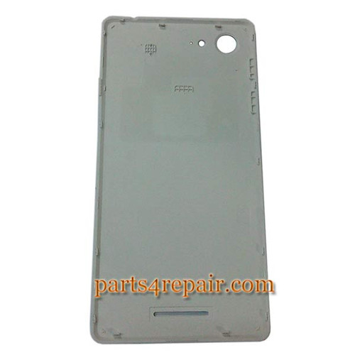We can offer Back Cover for Sony Xperia E3 -White