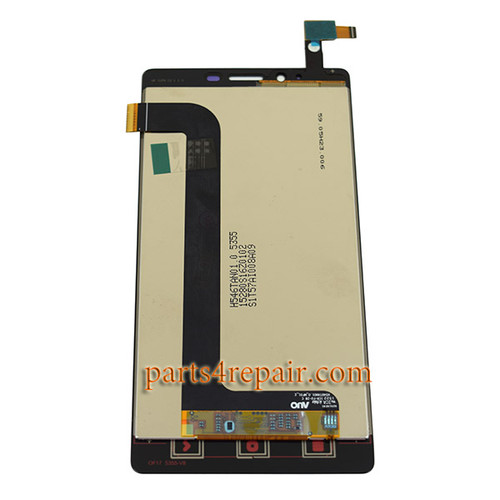 Complete Screen Assembly for Xiaomi Redmi Note