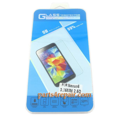 Premium Tempered Glass Screen Protector for Motorola Neuxs 6