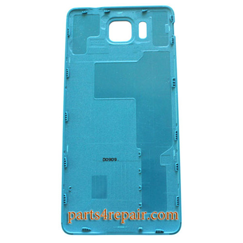 Back Cover for Samsung Galaxy Alpha G850 -Blue