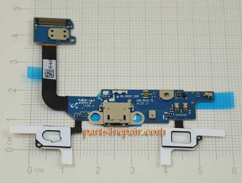 Dock Charging PCB Board for Samsung Galaxy Alpha G850F