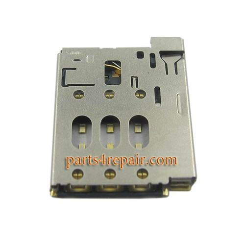 SIM Contact Connector for HTC Desire 816 from www.parts4repair.com