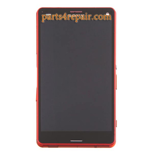 Sony Xperia Z3 Compact Touch Screen and LCD Screen Assembly