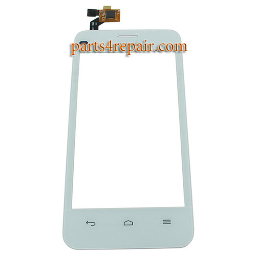 Touch Screen Digitizer for Huawei Ascend Y320 from www.parts4repair.com