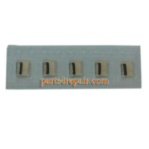 10pin Touch Screen FPC Connector for Samsung Galaxy Note 4 -5pcs