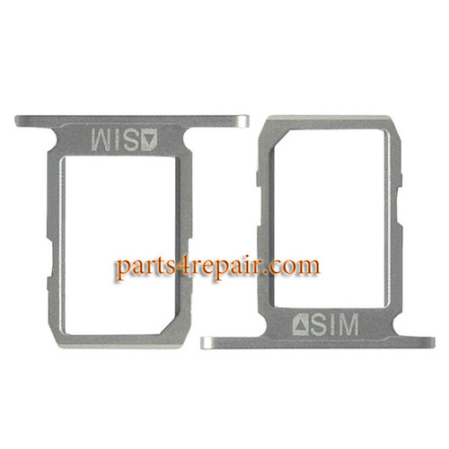 SIM Tray for Samsung Galaxy S6 All Versions -Gold