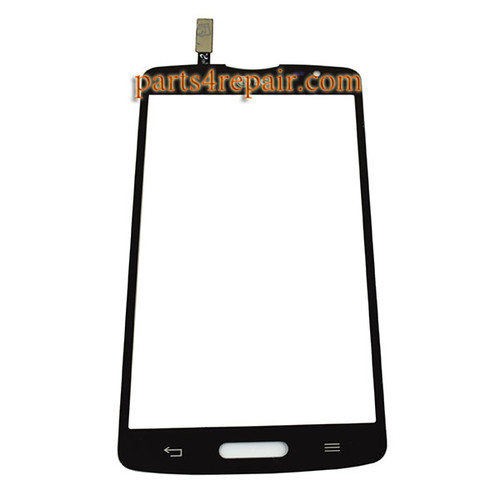Touch Screen Digitizer OEM for LG L80 D380 -Black