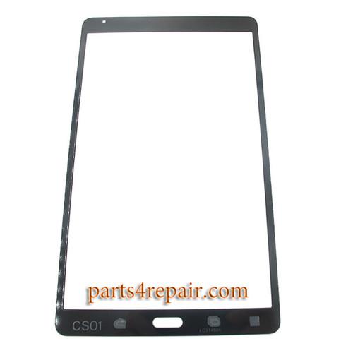 Front Glass OEM for Samsung Galaxy Tab S 8.4 T700 WIFI -Titanium Bronze