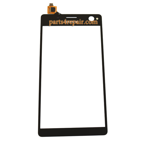 Touch Screen Digitizer for Sony Xperia C4 E5303 from www.parts4repair.com