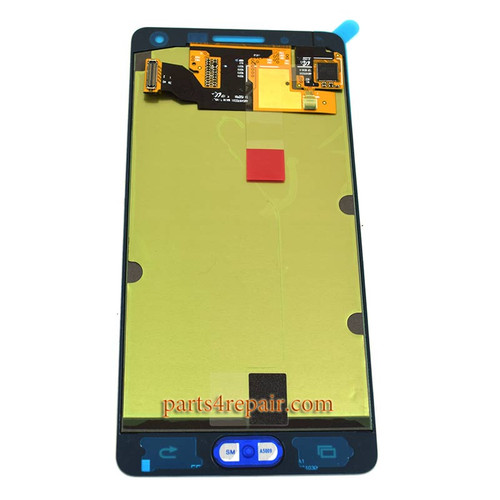 Complete Screen Assembly for Samsung Galaxy A5 SM-A500 -Gold