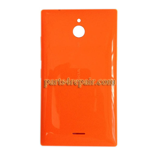Back Cover with Side Keys for Nokia X2 Dual SIM from www.parts4repair.com