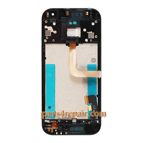 We can offer Complete Screen Assembly with Bezel for HTC One mini 2