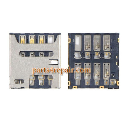 SIM Card Reader for Sony Xperia E3 from www.parts4repair.com
