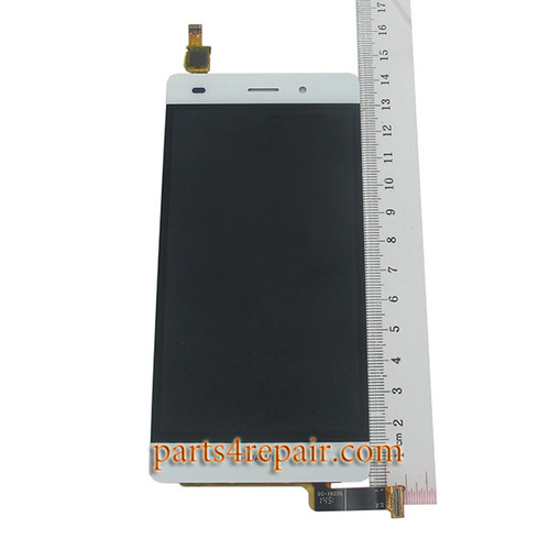 Complete Screen Assembly for Huawei P8lite from www.parts4repair.com