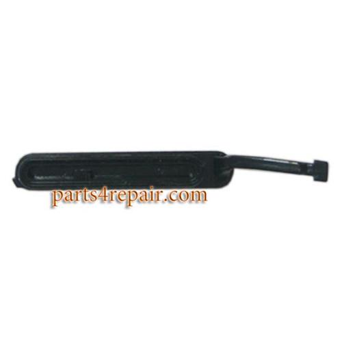 SIM Cover for Sony Xperia Z4 (Xperia Z3+) -Black