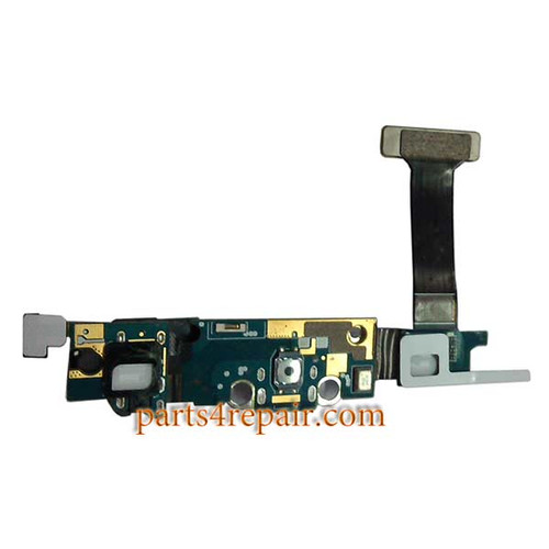 Dock Charging Flex Cable for Samsung Galaxy S6 Edge G925F from www.parts4repair.com