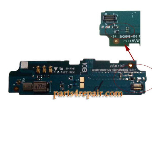 Sub Board for Sony Xperia E3 D2203 D2206 from www.parts4repair.com