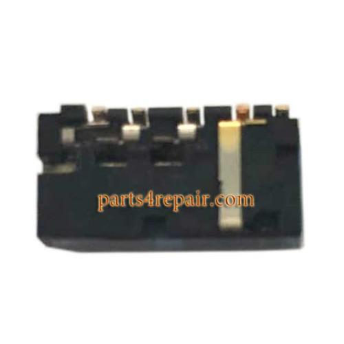 Earphone Jack Connector for LG G2 mini